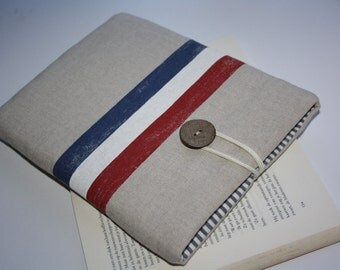 iPad Air sleeve/iPad Air case/iPad Air cover  / linen