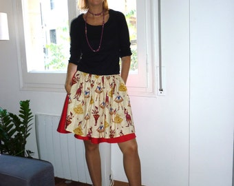 Cottage - Skirt by Blanca Condeminas
