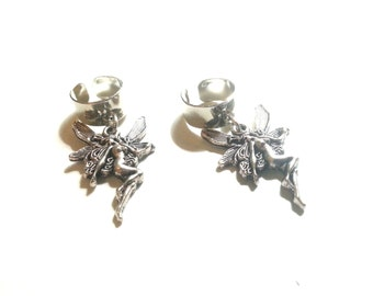 Fairy Ear Cuff; Fairy Earrings;  Wiccan Pagan Spiritual