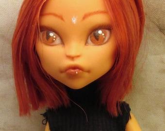 Monster High OOAK Custom Ginger Mewrry