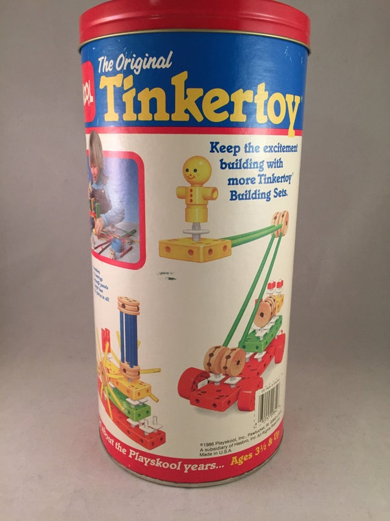 Tinker Toys Building 72