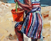 Impressionism | Impressionism Art | Unique Art | Gift For Her | Beach Decor | Art Print | Best Seller | Gift For Mother | Unique