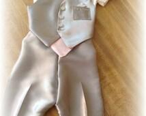 Elegant Take Home Layette Set for Baby Boy