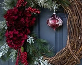 Christmas Wreaths | Holiday Wreath | Winter Wreath | Outdoor Wreath | Holiday Decor | Wreath for Door | Wreath | Wreaths