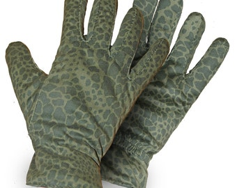 New Polish Army winter puma camouflage gloves fully lined camo military
