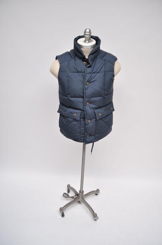 vintage vest eddie bauer small outdoor gear