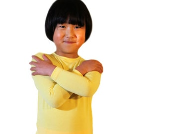 Kids, Children, T-shirt Sewing Pattern; Tight fitting stretchy knit Tee shirt ; Body hugging Tee shirt ;PDF Sewing Patterns