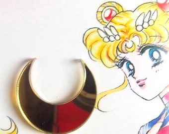 Pretty Sailor Moon forehead crescent moon for cosplay