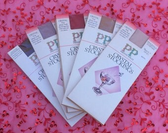Pretty Polly Crystal Stockings