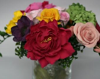 Beautiful table floral arrangement