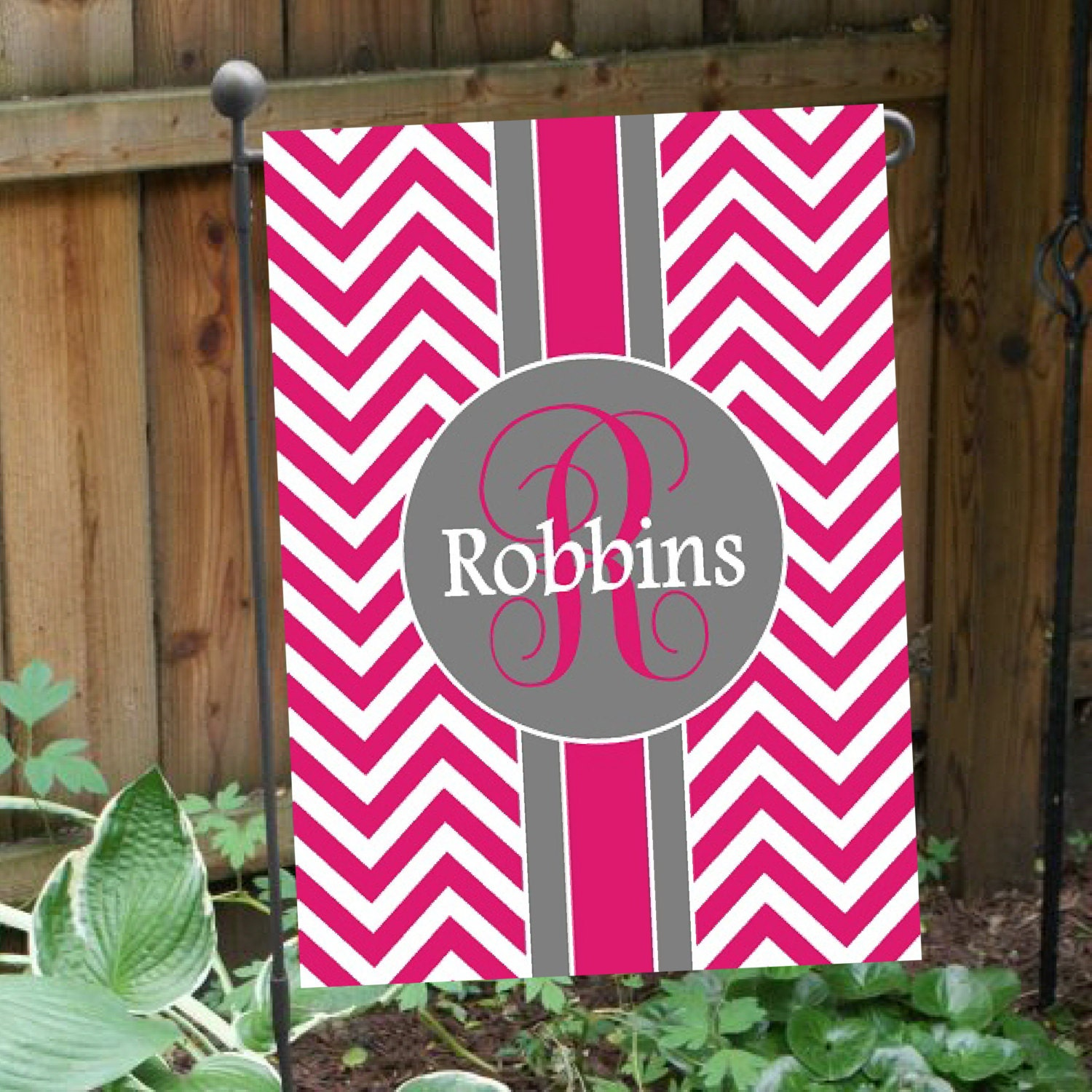 Personalized Flag Double Sided Garden Flag House Flag