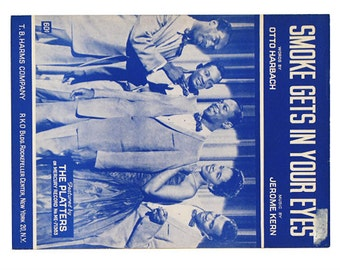 The Platters Sheet Music