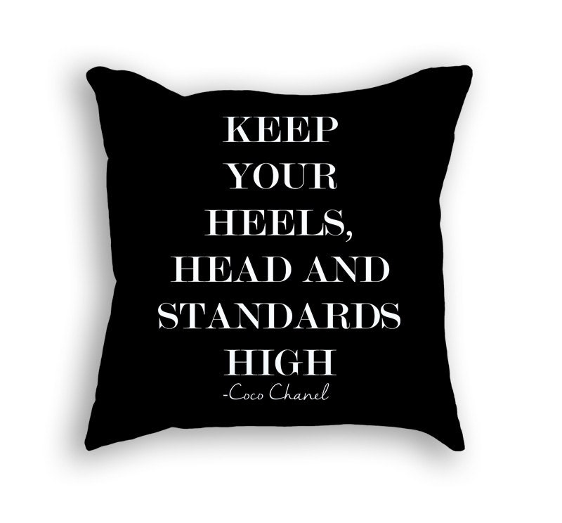 pics for gt coco chanel little black dress quote