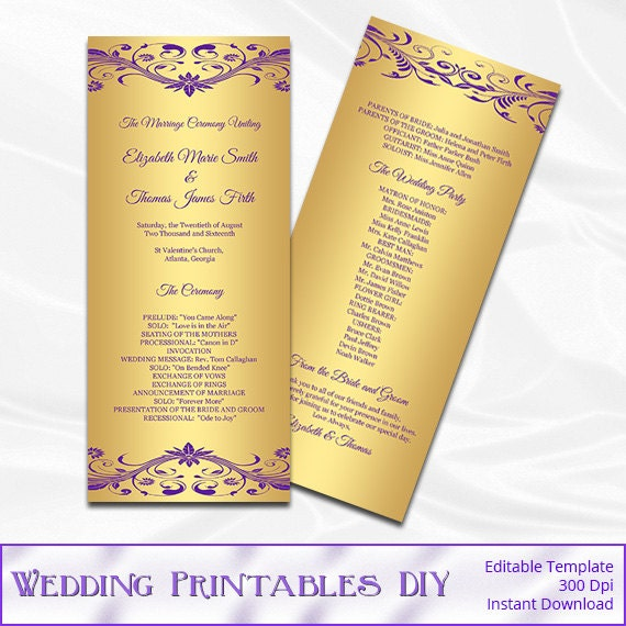 Purple And Gold Wedding Program Template Diy Gold Foil Tea. Wedding Furniture Hire Sunshine Coast. Wedding Tiaras Blackpool. Wedding Announcements Greensburg Pa. Wedding Cars Altrincham. Zoo Themed Wedding Centerpieces. Affordable Wedding Photographers In Lexington Ky. Photographer Wedding Johannesburg. Wedding Programs Next Day