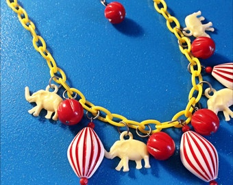 The Big Top Necklace