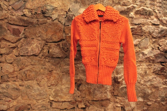 Wool Bomber Jacket from quirogaquiroga