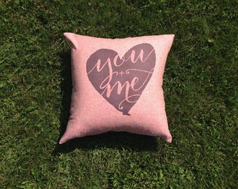 Custom Throw Pillow Cover Pillow with Sayings
