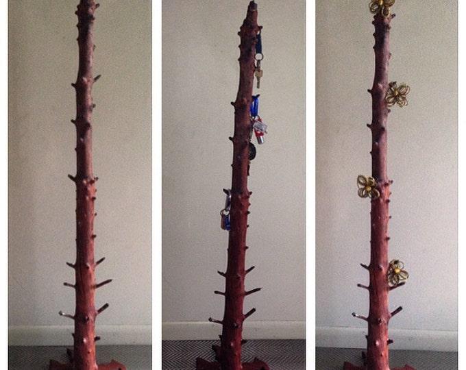 Unique Drift Wood Decor Piece. Housewarming Gift Idea. Nature Made Driftwood Sculpture.