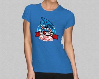 Toy Story T-Shirt - Dr Sid's Brain Transplants  - Women's T-Shirt - S M L XL XXL