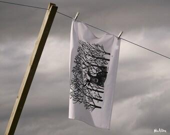 Winter Stag | Tea Towel | Kitchenware
