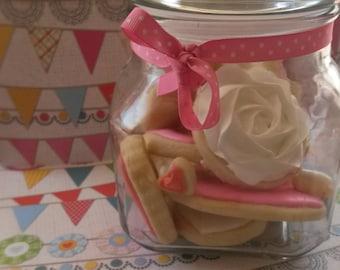 Custom Sugar Cookie Jar