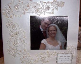 Wedding Scrapbook, Personalized Scrapbook for your Wedding