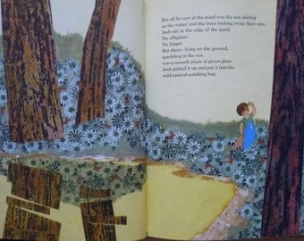 Zoo Where Are You? Ann McGovern illustrated by Ezra Jack Keats Collage Illustrations