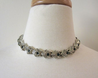 Art Deco Inspired Vintage Necklace