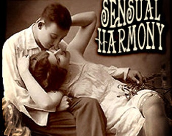 Sensual Harmony - Concentrated Perfume Oil - Love Potion Magickal Perfumerie