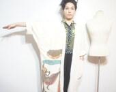 Tribal Duster Kimono African Print