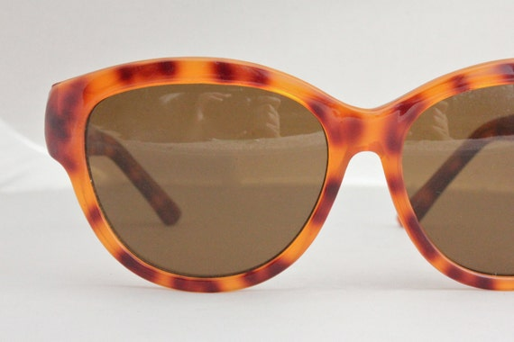 Vintage 80's Oversized Tortoise Eyeglass or Sunglass Frames