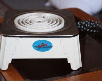 how to work farberware hot plate