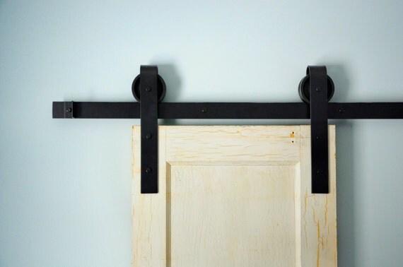 Traditional barn door hardware kit for Traditional barn kits