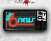 KDHB 6 News iPhone Case - Apple iPhone 6, iPhone 5, iPhone 5S, iPhone 4 & iPhone 4S - Custom Cases by StrangeLove