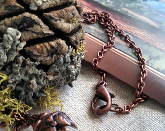 Giant Sequoia Redwood Seeds Necklace