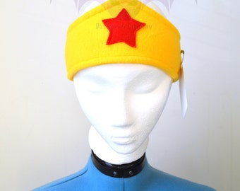Wonder Woman Ear Warmer Headband