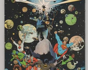 Cosmic Odyssey; Vol 1, 1, Copper Age Comic Book  NM+ (9.6).  December 1988.  DC Comics