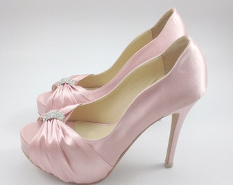 Rush Order Service For Ammie Joyce Wedding Shoes Bridal Bridesmaid