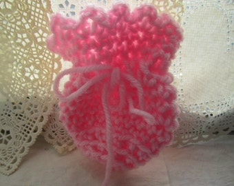 Crystal Pouch (Pink)