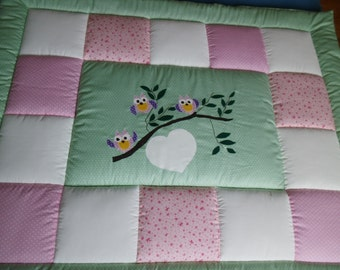patchwork quilt, baby blanket,child blanket, quilt