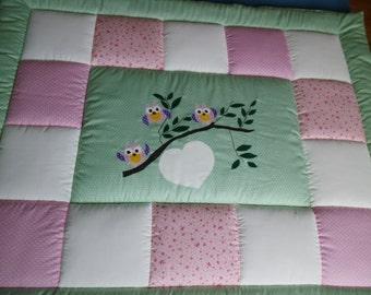 patchwork quilt, baby blanket,child blanket, quilt