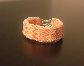 Triple Fishtail Bracelet