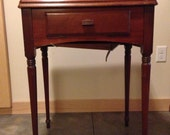 Original Singer 301a Sewing Table
