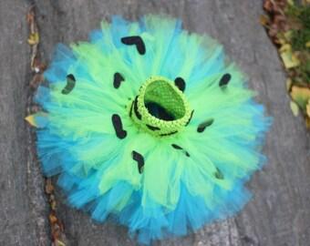 Pebbles Flinstone Tutu Costume
