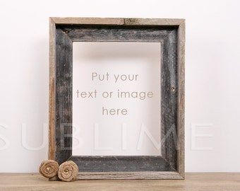 Styled Stock Photography / Empty Frame / Blank Frame / Mock Up / Mock Up Frame / Styled Image / JPEG Digital Image / StockStyle-220