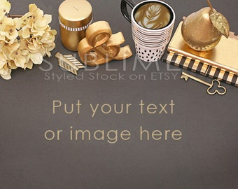 Styled Stock Photography / Styled Desktop / Photo Mock Up / Product Background / Styled Photography / JPEG Digital Image / StockStyle-394