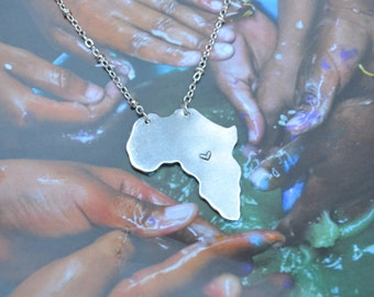 Love for Uganda Necklace //