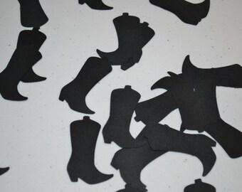 Cowboy Boot Confetti/Boot Confetti/Western Boot Confetti/Boots/Western Confetti/Table Scatter