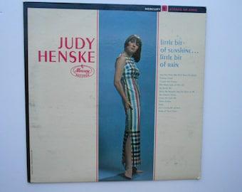 E64 LP JMudy Henske little bit of sunshine...little bit of rain Any day now/Feeling good/I love you Porgy/The other side of this life/etc