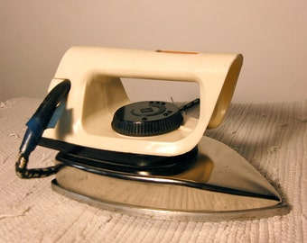 Vintage Iron Electric Soviet Iron USSR